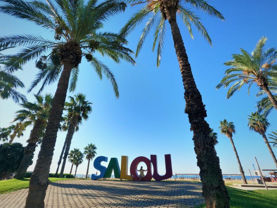 Letras de Salou, qué hacer en Salou
