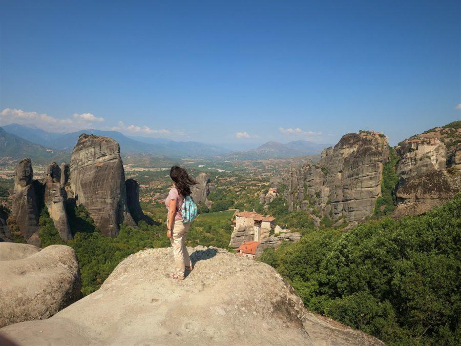 Monasterios de Meteora, qué ver en Grecia en 10 días